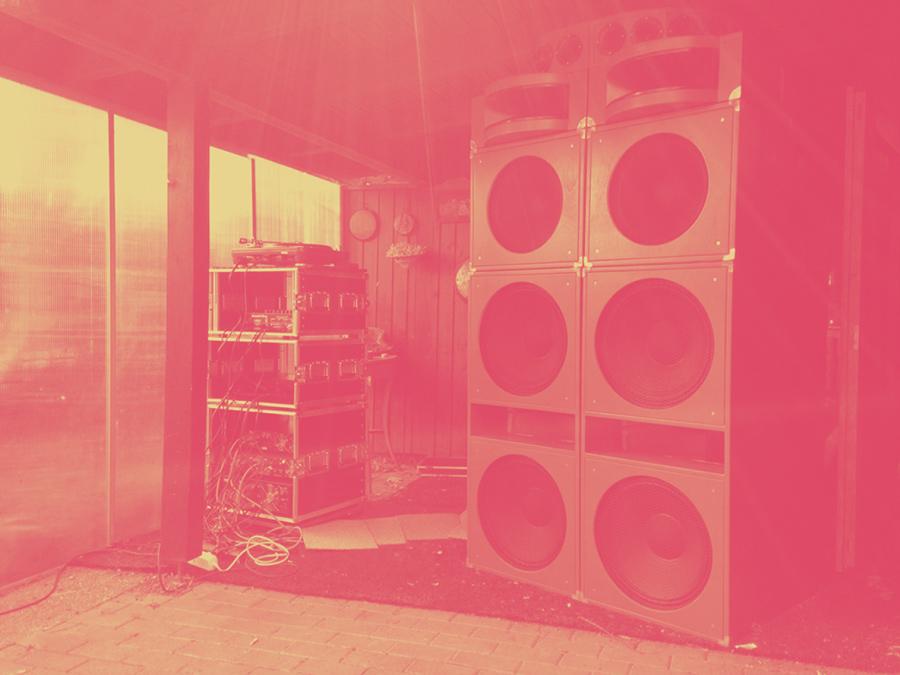 Rude Attack Sound System